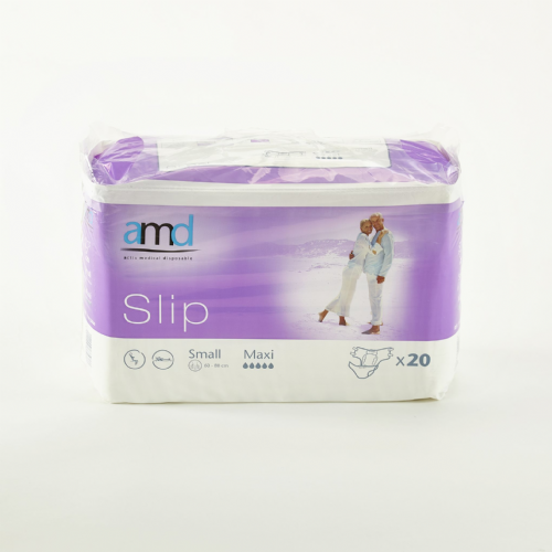 AMD Slip Small Maxi  - All-in-one pads Pack of 20